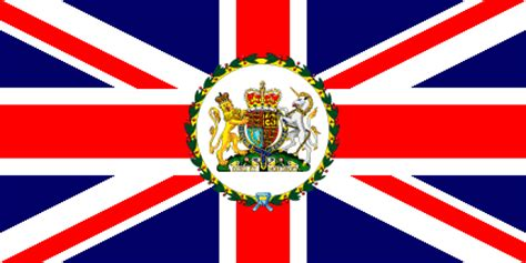 United Kingdom: diplomatic and consular flags