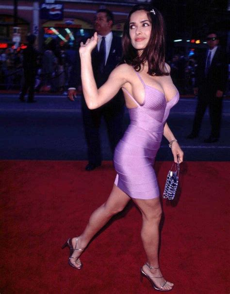35 Hot Salma Hayek Pictures That Prove She's Aged Like A