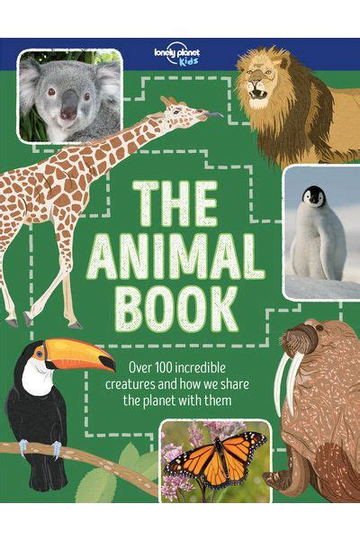 The Animal Book - Lonely Planet Shop - Lonely Planet US