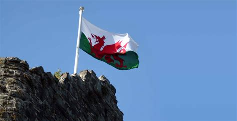 The History of the Welsh Dragon - Symbol of Wales
