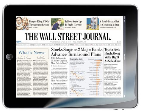 Report: News Corp's New Subscription iPad Magazine To Be