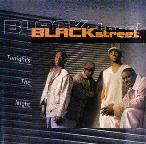 Blackstreet – Tonight's The Night (CDS) (1994) | The
