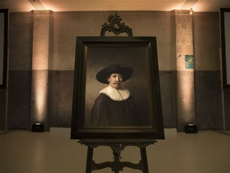 The Next Rembrandt: Recreating the work of a master with AI