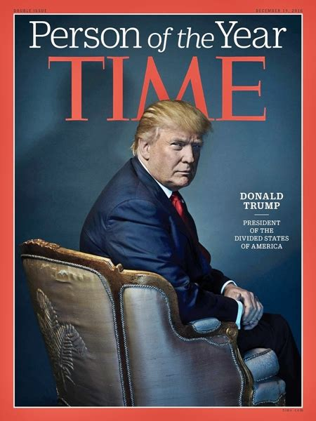 Donald Trump Named Time Magazine Person of The Year… | The Last Refuge