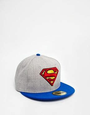 New Era 59Fifty Superman Fitted Cap (With images)   New era 59fifty, New era, New era hats