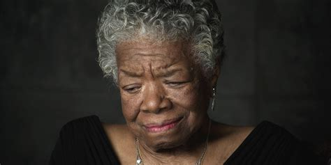 The Most Important Lesson Maya Angelou Learned From Her