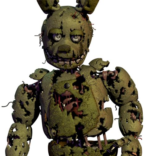 Springtrap(FNAF3) - Five Nights at Freddy's 日本語版非公式wiki