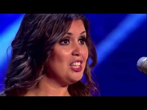 Cristina Ramos - Espania Got Talent 2016 - Opera and Rock