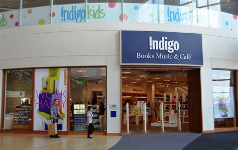 Canada's Indigo to Open in N