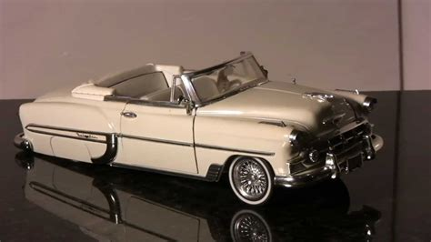 1953 Chevrolet Bel Air Convertible Lowrider - YouTube