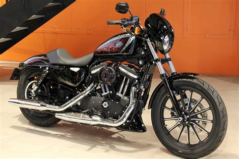 【SOLD OUT】XL883N Sportster Iron カスタム | ハーレーダビッドソン