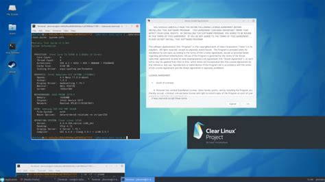 Here's How To Setup Clear Linux For Intel Steam Linux