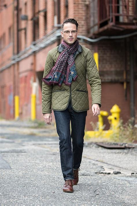 Weekend Casual Style With a Quilted Jacket - He Spoke Style